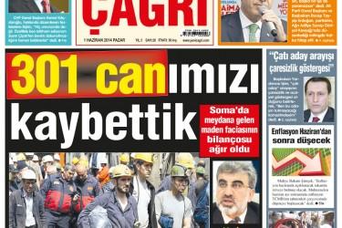 yeni-cagri-gazetesi-sayfalari-sayi-26-1-haziran-2014-pazar-sayfa-1
